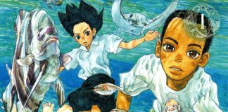 Children of the Sea vai ter filme anime