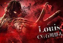 Code Vein apresenta Louis