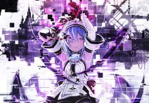 Death end re;Quest no Ocidente