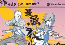 Boruto #65 - O episodio que levou a comunidade de Sakuga à loucura