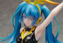 Hatsune Miku: My Dear Bunny pela FREEing