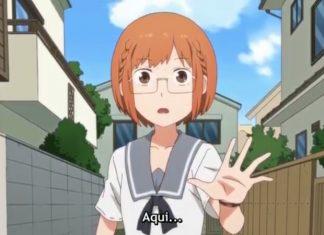 Chio-chan no Tsuugakuro - Ep. 01: A assassina timida