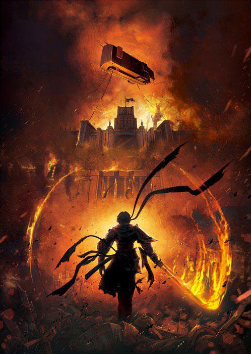 Imagem promocional do novo jogo de Arc the Lad