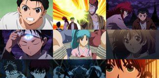 Imagens da OVA de Yu Yu Hakusho