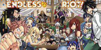 Imagens da sequela mangá de Fairy Tail