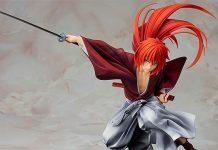 Kenshin Himura pela Max Factory