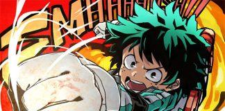 Kohei Horikoshi revela qual é o personagem de My Hero Academia inspirado em Goku
