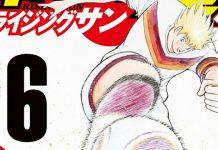 Mais um hiato de Captain Tsubasa: Rising Sun