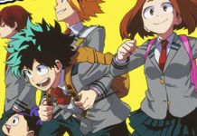 My Hero Academia vai ter novel spinoff