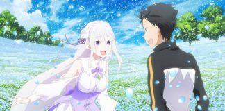 Nova imagem promocional de Re:Zero Memory Snow