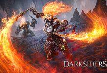 Novo gameplay de Darksiders III