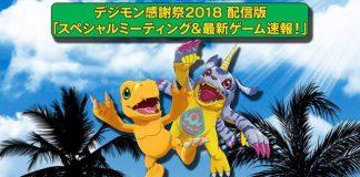 Novo jogo de Digimon vai ser revelado no final de Julho