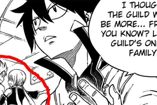 Personagens de Fairy Tail em Eden's Zero