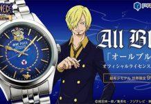 Relógio de Sanji (One Piece)