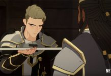 Teaser trailer de The Dragon Prince anuncia data de estreia