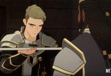 Teaser trailer de The Dragon Prince anuncia data de estreia
