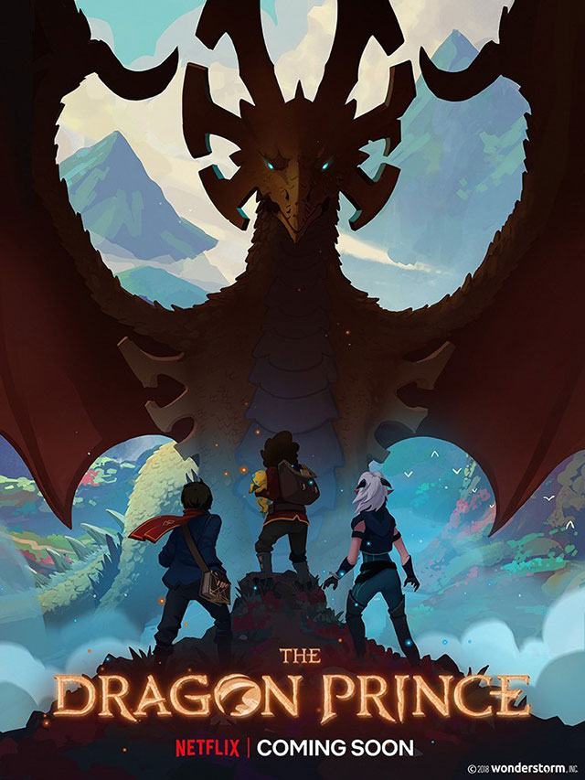 The Dragon Prince é o próximo anime da Netflix