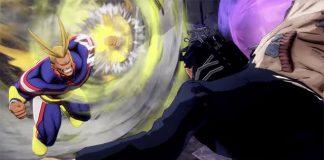 Trailer da história de My Hero One's Justice