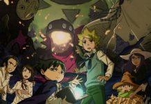 Trailer e imagem promocional de Muhyo to Roji