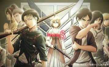 Vídeo promocional da abertura de Attack on Titan 3