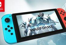 Warframe vai ser lançado para Nintendo Switch
