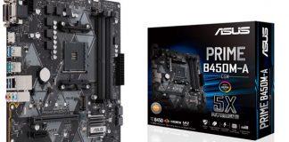 ASUS lançou série de Motherboards AMD B450