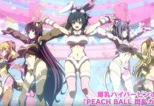 Abertura de Peach Ball Senran Kagura