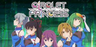 Circlet Princess com anime em 2019