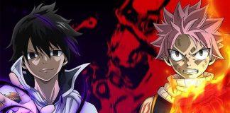 Imagem promocional da série final de Fairy Tail
