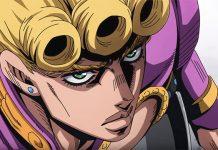 JoJo`s Bizarre Adventure: Golden Wind já tem data de estreia