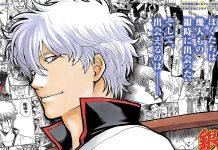Jump confirma: Faltam apenas 5 capítulos para o fim de Gintama