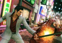 Microsoft e Nintendo rejeitaram Yakuza, mas mudaram de ideia