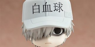 Nendoroid de White Blood Cell