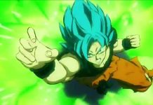 Novo vídeo promocional de Dragon Ball Super: Broly