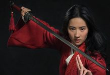 Primeira foto do filme live-action de Mulan