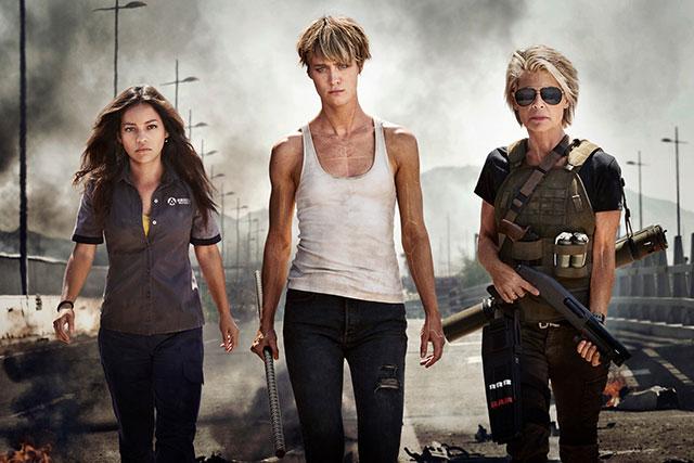 Primeira imagem do reboot de Terminator