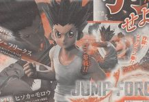Primeira imagem promocional de Hunter x Hunter em Jump Force