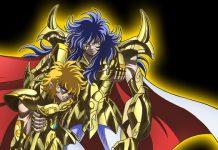 Revelado elenco de Cavaleiros do Zodíaco: Saintia Shō