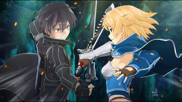 Sword Art Online Re: Hollow Fragment este mês no Steam