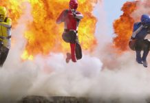 Teaser trailer da 26ª série dos Power Rangers