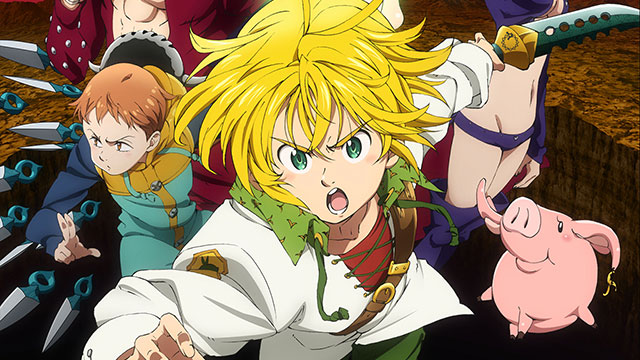 The Seven Deadly Sins vai ter OAD