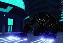 Trailer da série animada de Black Panther