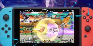 Trailer da versão Switch de Dragon Ball FighterZ
