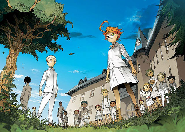 Tweet dos BTS sobre The Promised Neverland gera teorias