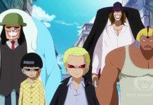 Eventos em One Piece que não foram planeados