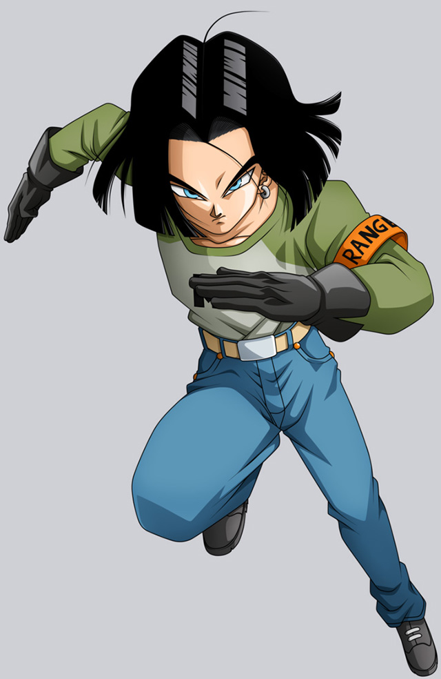 Android 17 em Dragon Ball FighterZ   OtakuPT