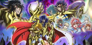 Cavaleiros do Zodíaco: Saintia Shō revela atores dos Cavaleiros de Ouro
