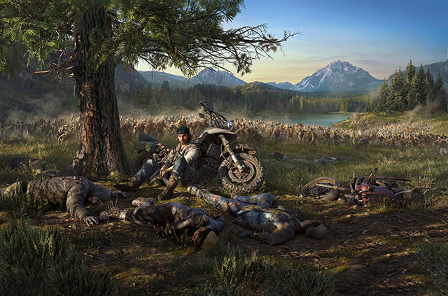 Days Gone - Trailer TGS 2018