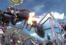 Earth Defense Force 5 no Ocidente a 11 de Dezembro