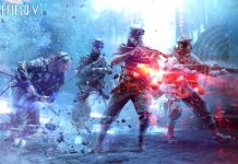 Firestorm é o Battle Royale de Battlefield V
